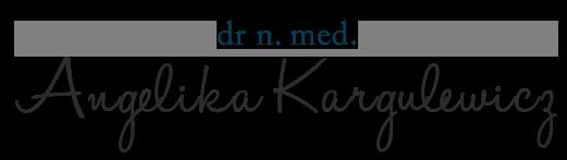 dr n. med. Angelika Kargulewicz – Dietetyk